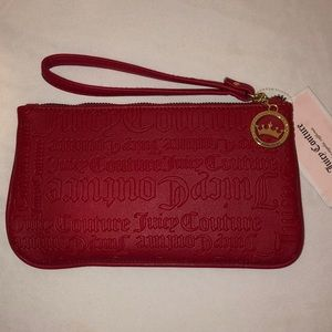 Juicy Couture Bags - ❤️Juicy Couture Wristlet❤️